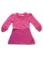 Kik-Kid jurk roze baby