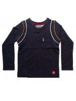 Kik-Kid longsleeve jersey soft dark grey