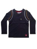 Kik-Kid longsleeve jersey soft dark grey