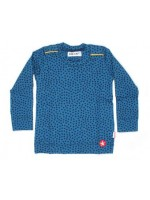 Kik-Kid longsleeve jersey star blue/black