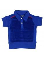 Kik-Kid t-shirt terry/jersey blue