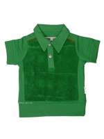 Kik-Kid t-shirt terry/jersey green