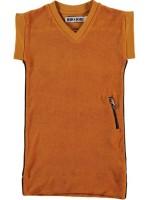 Kik-Kid dress terry orange