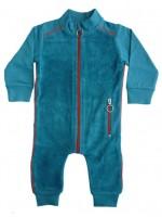 Kik-Kid jumpsuit terry blue
