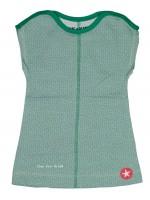 Kik-Kid dress jersey print star green