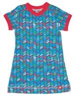 Kik-Kid jurk print keper