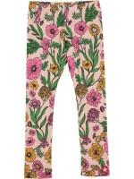 Kik-Kid legging flower pink