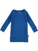 Kik-Kid dress tunic french knit cobalt
