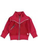 Kik-Kid jacket terry red kinderkleding Culemborg