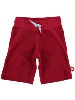 Kik-Kid short terry red