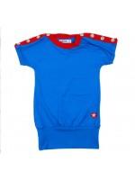 Kik-kid jurk modal blauw_Pimpyourkids