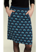 King Louie Davis Skirt Fondi Black