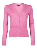 Roze vest van het merk King Louie.