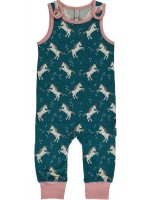 Maxomorra playsuit unicorn dreams