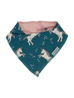 Maxomorra dribble bib unicorn dreams
