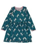 Maxomorra spin dress unicorn dreams