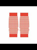 Alba of Denmark Leah Legwarmer Fiesta Tiles