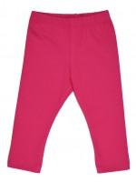 Roze legging van het Belgische merk Baba-Babywear.   De kleding van Baba-Babywear is gemaakt van 95% biologisch katoen en 5% elastane.