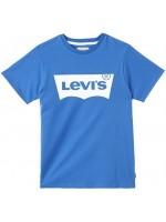 Levi's t-shirt Encre met wit logo (boy)