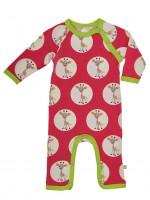 Mala jumpsuit giraf roze