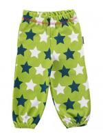 Maxomorra broek sterren groen