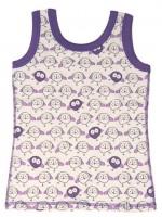 Hip hemd met vogels van het prachtige Deense merk Melton. Het hemd is gemaakt van Oekotex 100 gecetificeerd katoen.