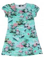 Molo jurk Lucky Cat Camellia