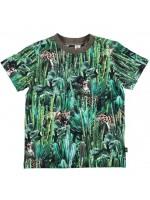 T-shirt met cactussen van het Deense merk Molo.