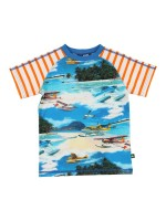 Molo t-shirt water planes Rollo