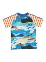 Molo t-shirt water planes Rollo