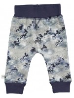 Molo soft pants Sammy Biker Race baby