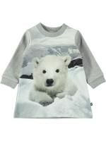 Molo Corey dress Baby Polar Bear (baby)