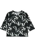 Molo longsleeve Solom soft pants Badgers (baby)