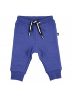 Molo soft pants Stan vibrant blue