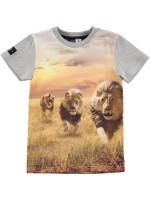 Molo t-shirt Raven Running Lions
