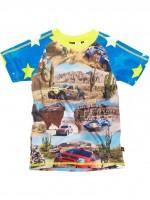 Molo t-shirt Rollo Paris-Dakar