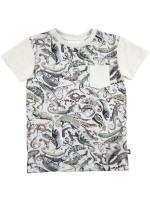 Molo t-shirt Roman Entangled