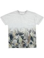Molo t-shirt Ruis Light Grey Melange