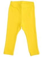 Prachtige effen gele legging van het Zweedse merk More Than a Fling.   De kinderkleding van More Than a Fling is gemaakt van 95% GOTS gecertificeerd katoen en 5% elastane.