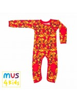 Mus4Kids jumpsuit forest life