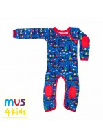Mus4Kids jumpsuit lanterns walk
