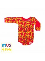 Mus4Kids romper forest life