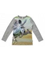 Wild longsleeve Navy Kangaroo