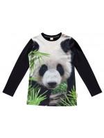Wild longsleeve Navy Panda