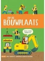 Op de bouwplaats - bouw je eigen bouwplaats - kinderboek