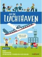 Op de luchthaven - bouw je eigen luchthaven - kinderboek