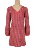 Petit Louie jurk Cup Dress Balance Plum