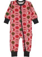 Maxomorra jumpsuit apple pink