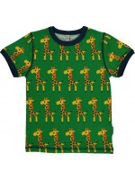 Maxomorra t-shirt Giraffe