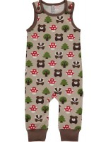 Maxomorra playsuit Forest